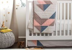 Searching for girls nursery ideas? The Land of Nod has tons of inspiration for e...