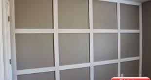 The Nursery: Board & Batten Wall Install