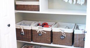 Organizing the Baby's Closet: Easy Ideas & Tips