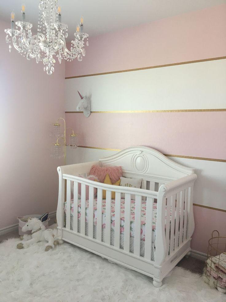 10 Cute Baby Girl Nursery Ideas For Your Little Princess 2019 Diy