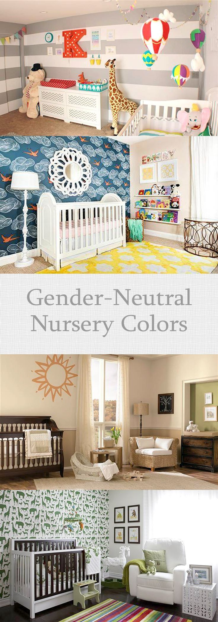 Prepping for baby? Try these gender-neutral nursery color ...
