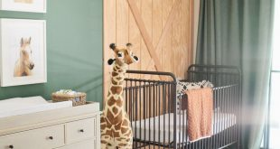 Try Natural Texture - Gender Neutral Nursery Ideas You'll Want To Copy - Pho...