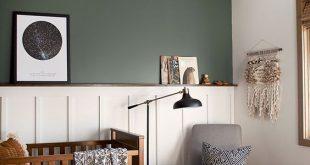 15 Inspirationen, um Grün in Ihr Dekor zu integrieren