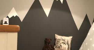 Meine Jungs Zimmer Berge für mein Everest #berge #everest #Jungs #my #mei