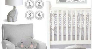 33 Ideas For Baby Nursery Ideas Neutral Elephant Theme