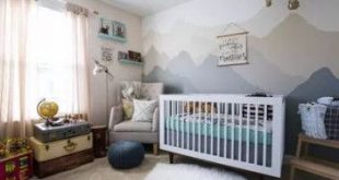 54+ Trendy Ideas For Baby Boy Nursery Rustic Diy