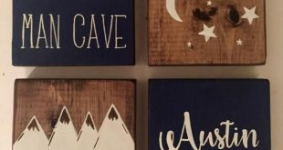 Boys Bedroom Wall | Boys Bedroom Decor | Little Man Cave | Rustic Boys Room | Ru...