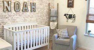 50 Cool Baby Nursery Ideas for Boys