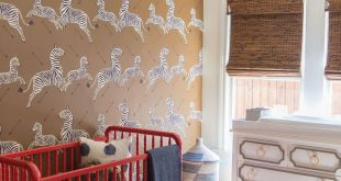 A Sophisticated Nursery with Plenty of Personality