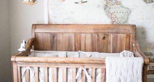 An Adventure Inspired Nursery
