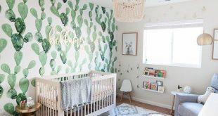 Cactus and Llama Baby Girl Nursery Reveal!
