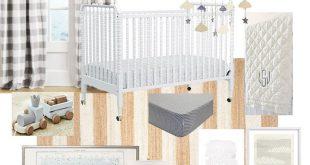 Classic, Neutral Baby Boy Nursery
