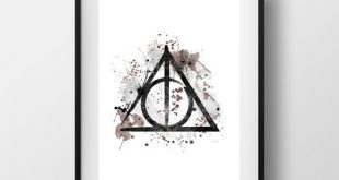 Harry Potter, The Deathly Hallows *Instant Download