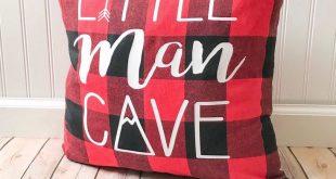 Little Man Cave/Buffalo Plaid Nursery/Lumberjack Theme/Rustic Nursery/Boy Nursery/Woodland Nursery/Boho Decor/Rustic Baby Shower/Boy Nursery