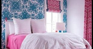 New Bedroom Wallpaper Accent Wall Pink Girl Nurseries Ideas New Bedroom Wallpape...