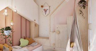 Radwanice - Zimmer pro ein Mädchen 1