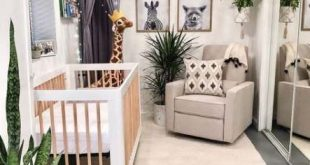 Super baby girl nursery black and white pink Ideas