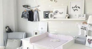 #farbwechsel im #babyzimmer. Das schöne an dezenten #Wandfarben, man kann immer...